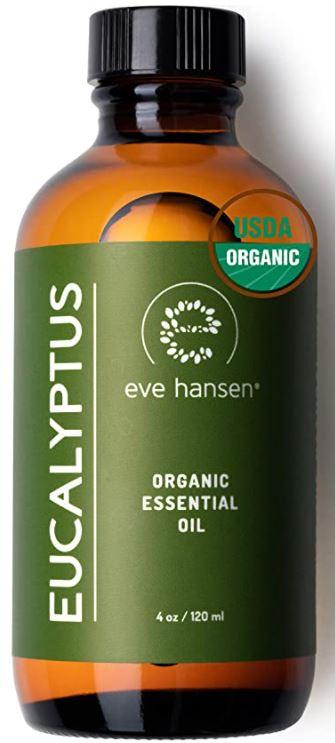 Eve Hansen Eucalyptus Essential Oil