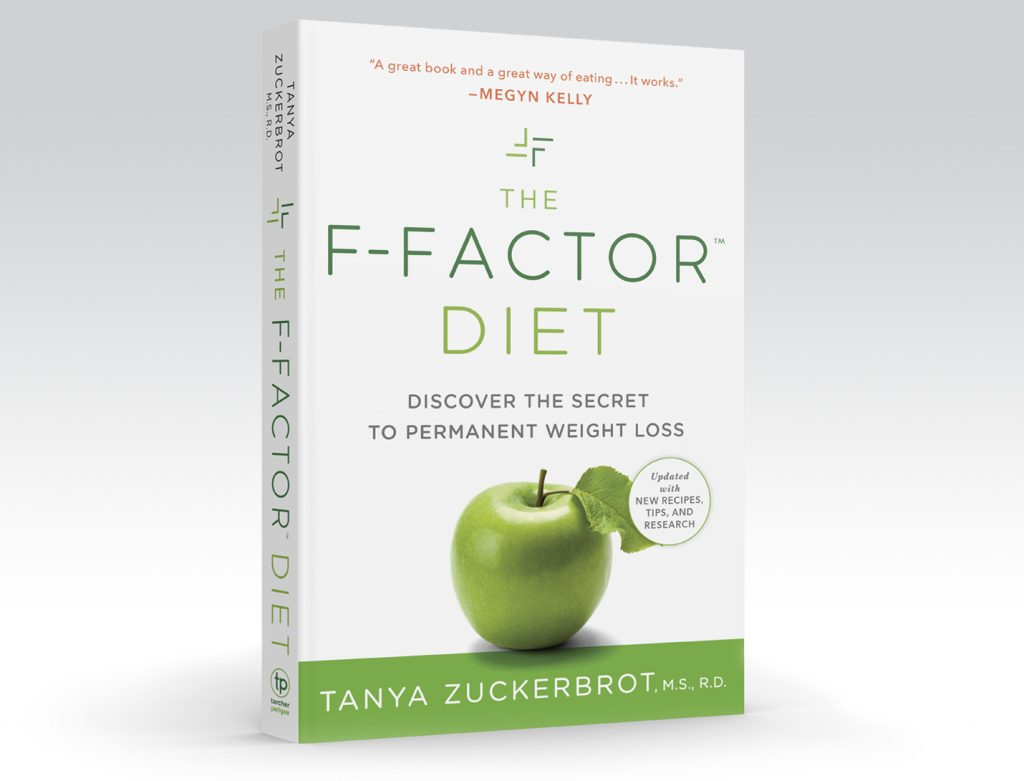 F-Factor Diet Book Cover