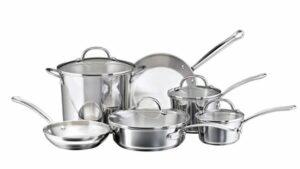 Farberware Millennium Stainless Steel Cookware