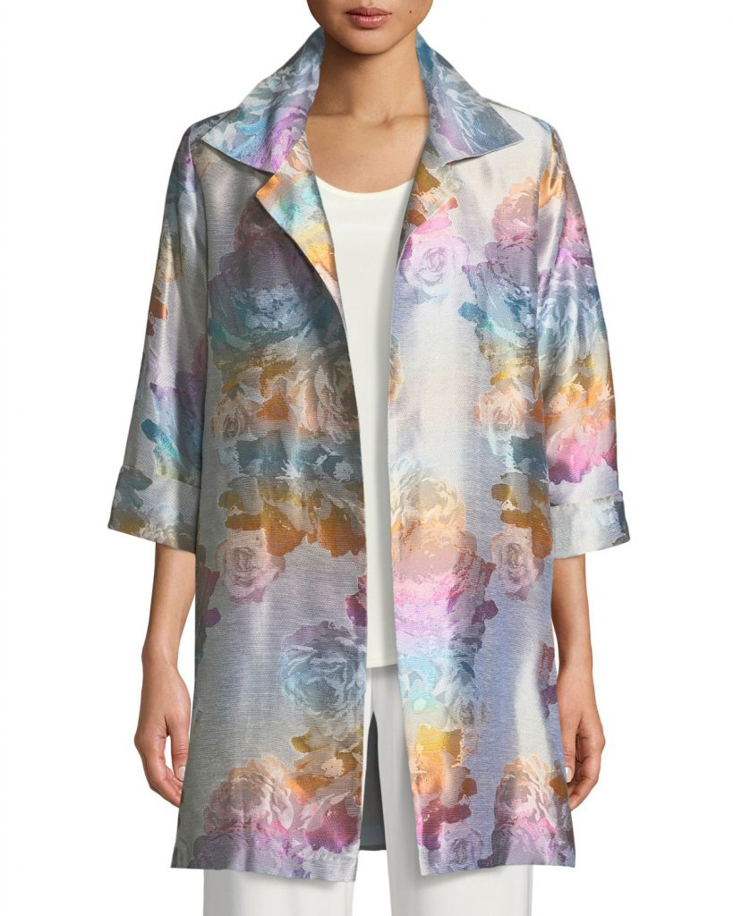 Jacquard Party Jacket
