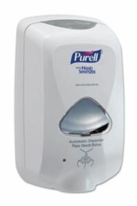 PURELL TFX Touch-Free Foam Hand Sanitizer Dispenser