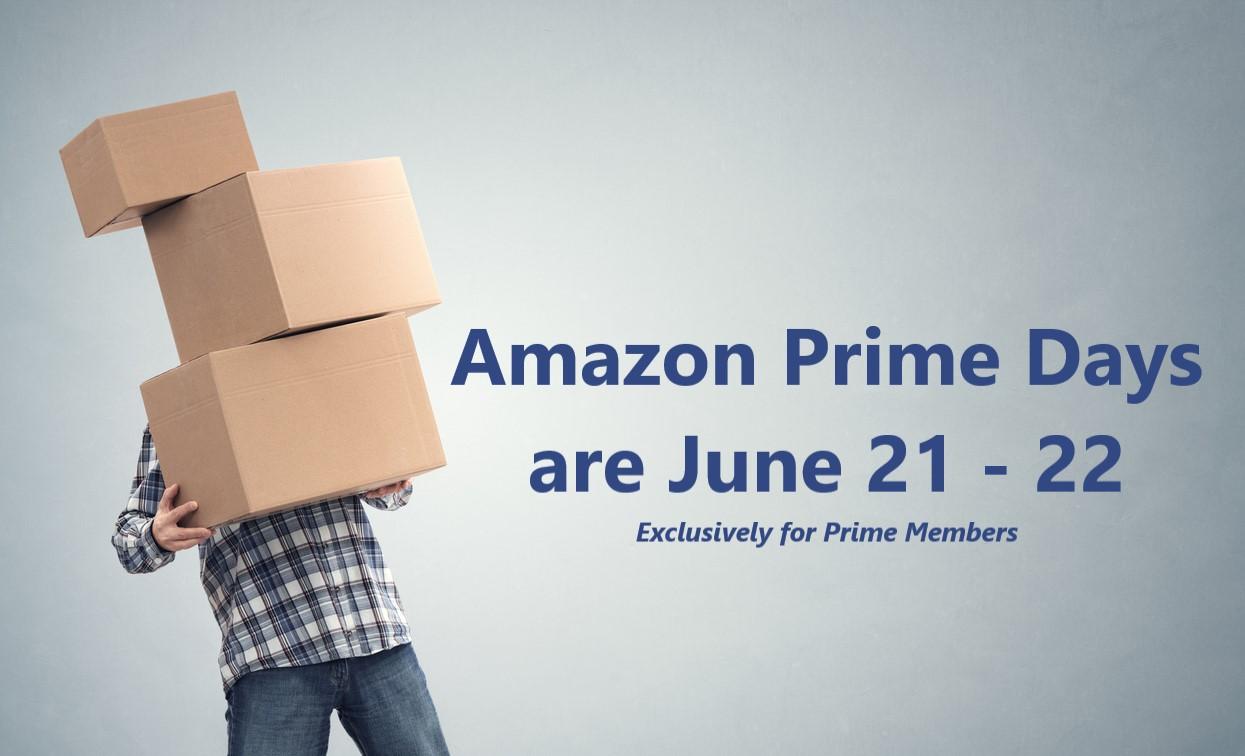 Amazon Prime Days 2021