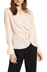Nordstrom Anniversary Sale cross front top