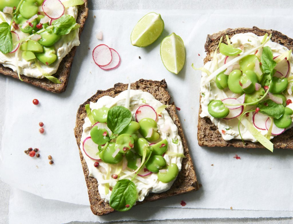 kite hill vegan cheese jalapeno toast_hero