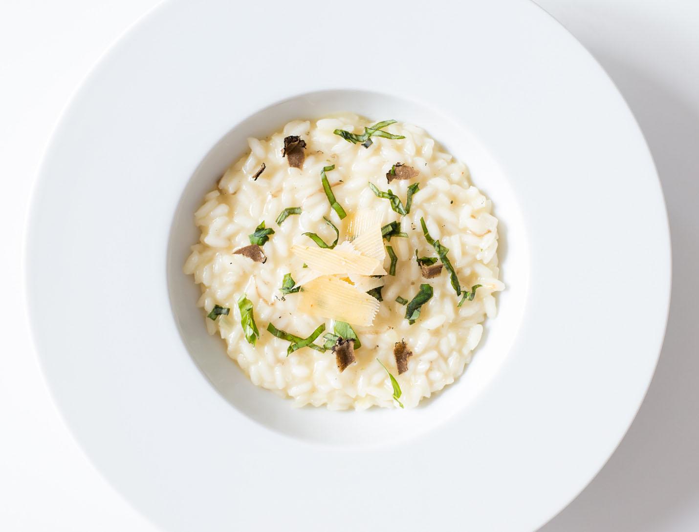 treeline vegan cheese risotto
