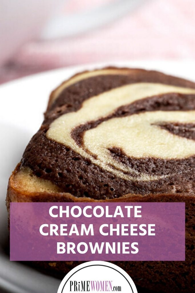 Chocolate Cream Cheese Brownie Recipe