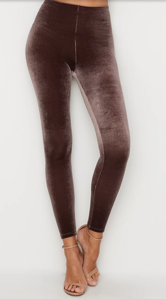 Commando Velvet Leggings