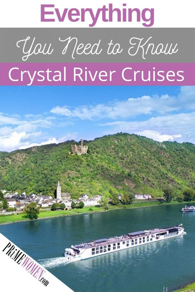 Everything to you need to know about Crystal River Cruises
