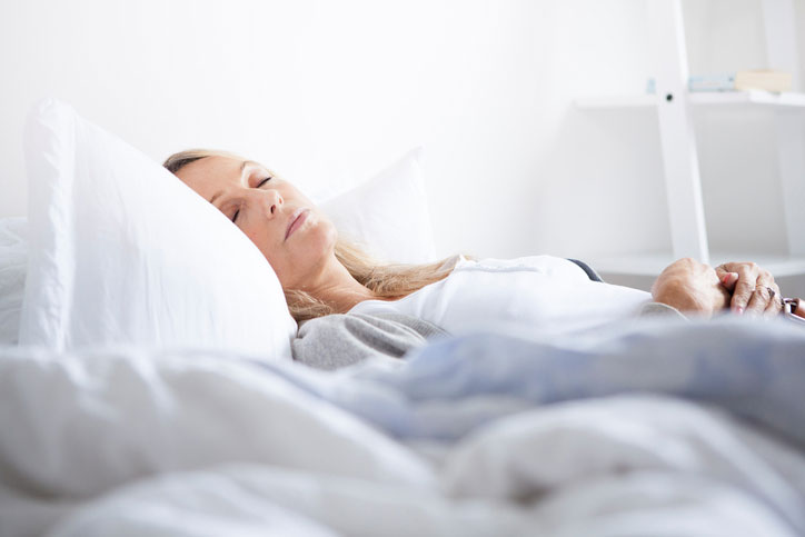 Menopause leg pain relief
