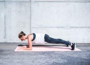 plank is a good exercise for resistance training