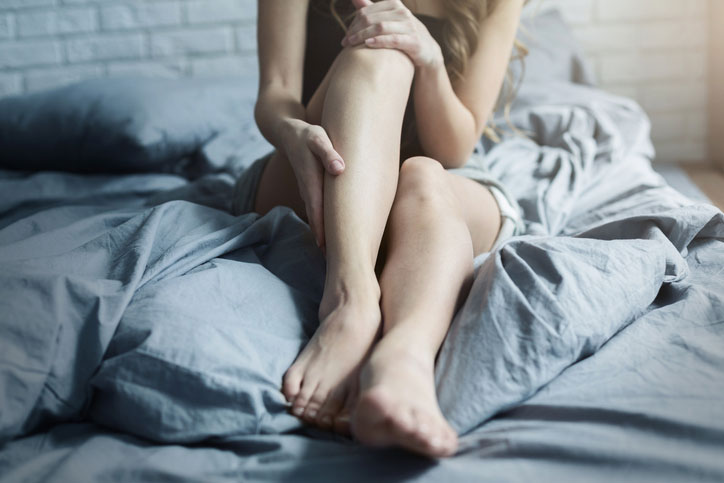 Ways to relieve muscle pain in your legs caused by menopause