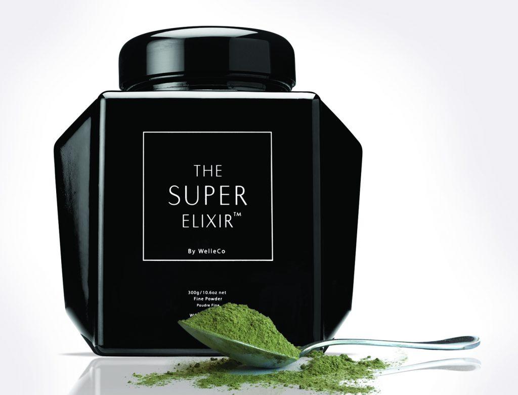 Welleco Super Elixir black caddy
