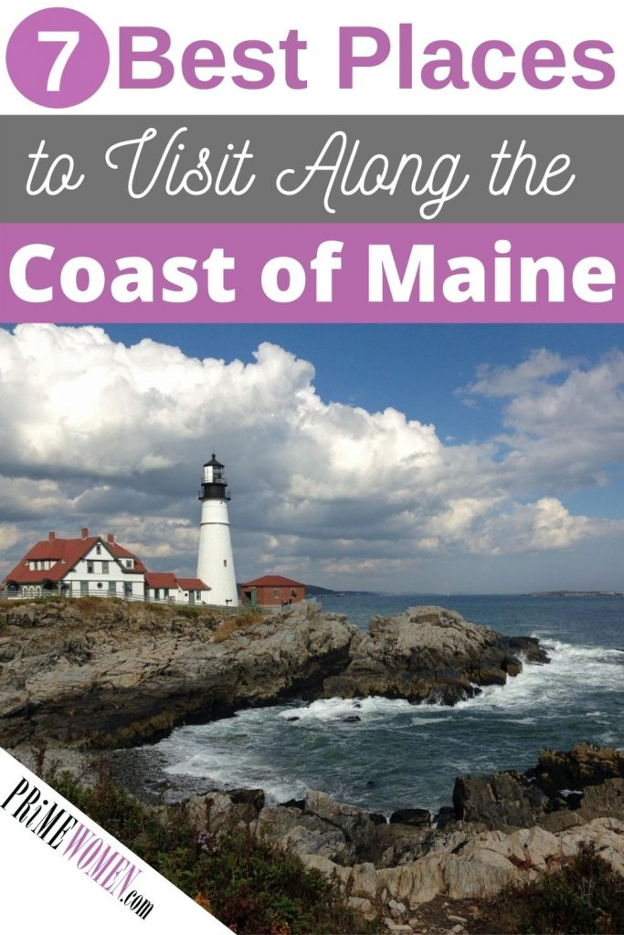 7 Best Places to visit along the coast of Maine
