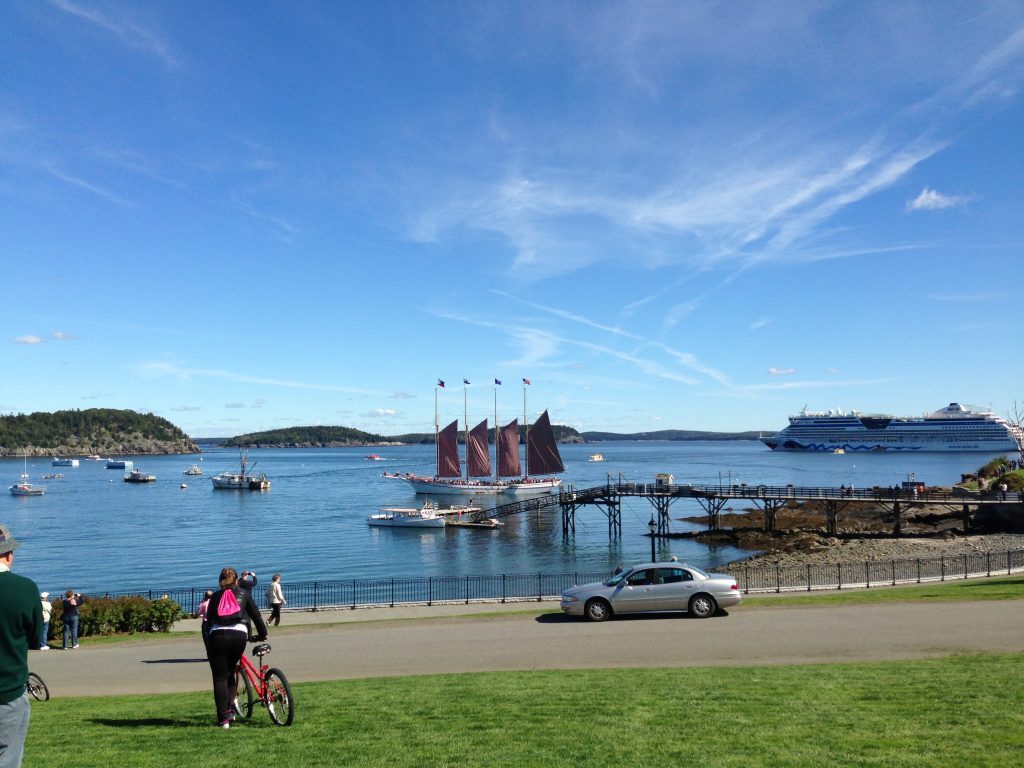 Bar Harbor Old and New