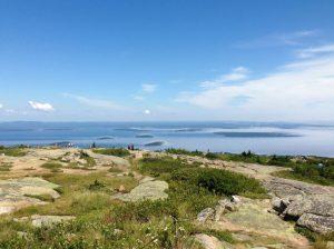 Cadillac Mtn Acadia Natl Park