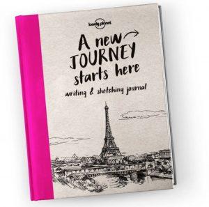 LONELY PLANET Travel Sketchbook