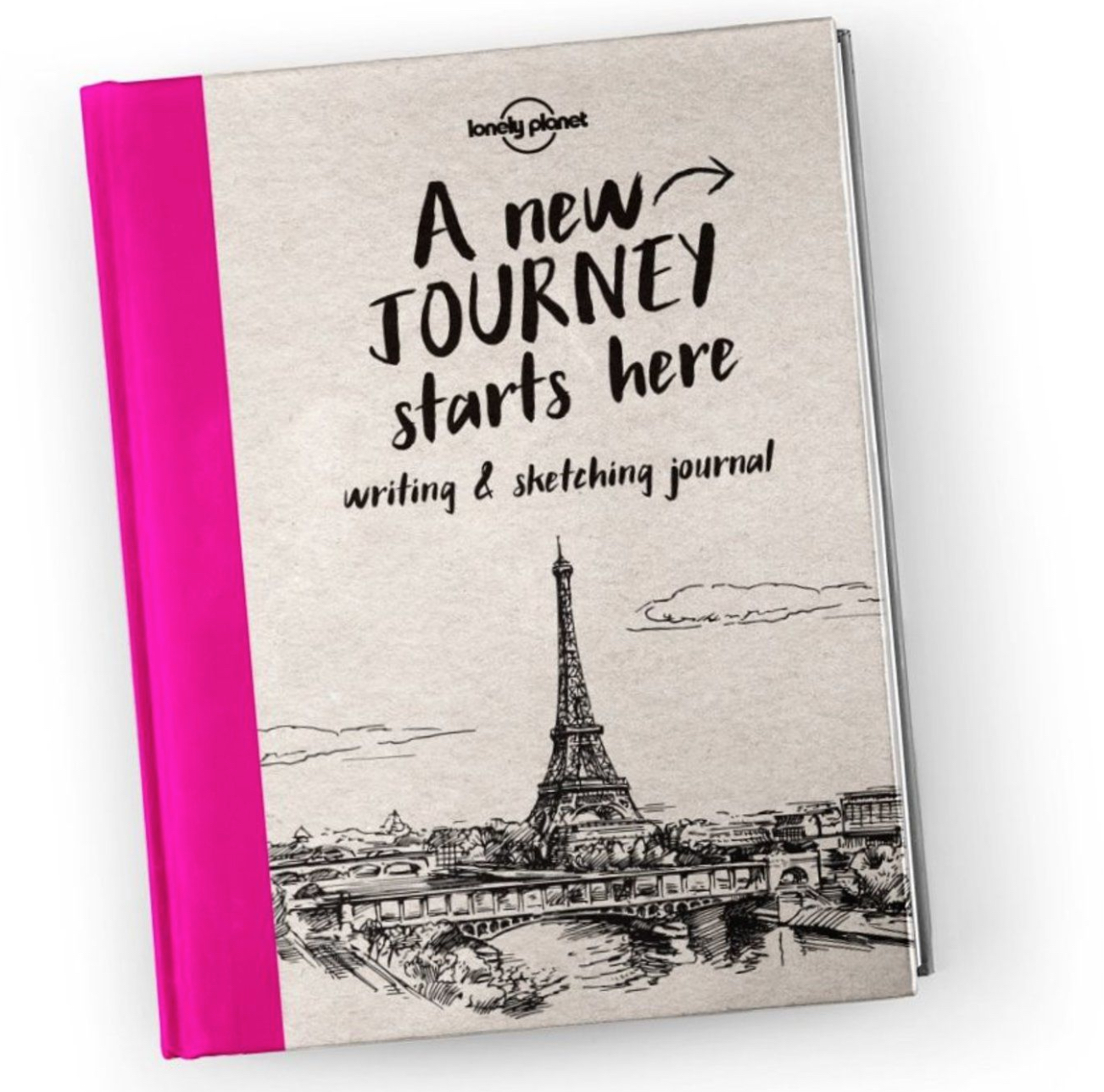 LONELY PLANET Travel Sketchbook
