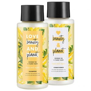 Love Beauty and Planet Haircare