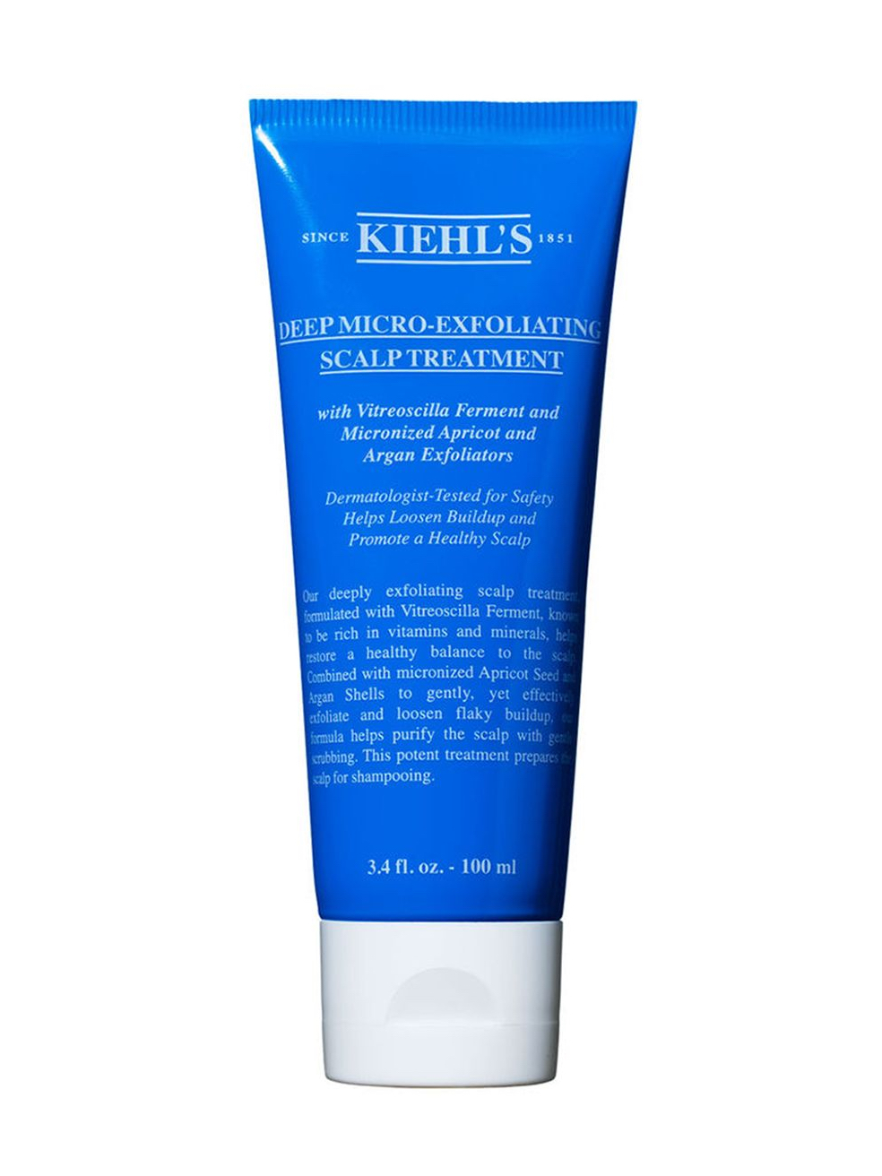 kiehls exfoliating scalp treat