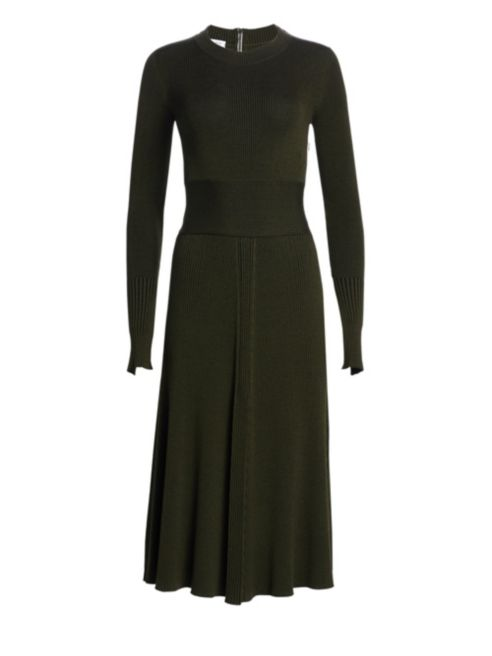Akris punto Merino Wool dress