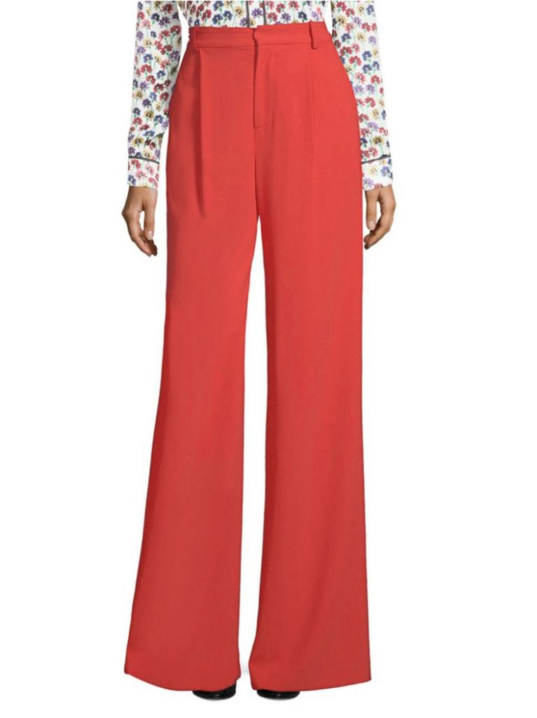 Alice & Olivia, Eric High Waist Trousers