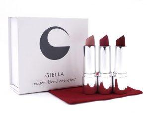 Bella Rosso Lipstick Set