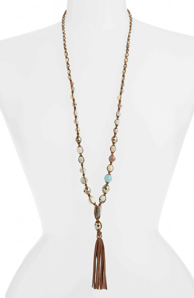Chan Luu Tassle Necklace