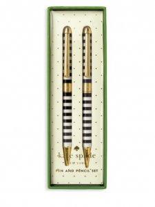 Kate Spade Pen & Pencil Set