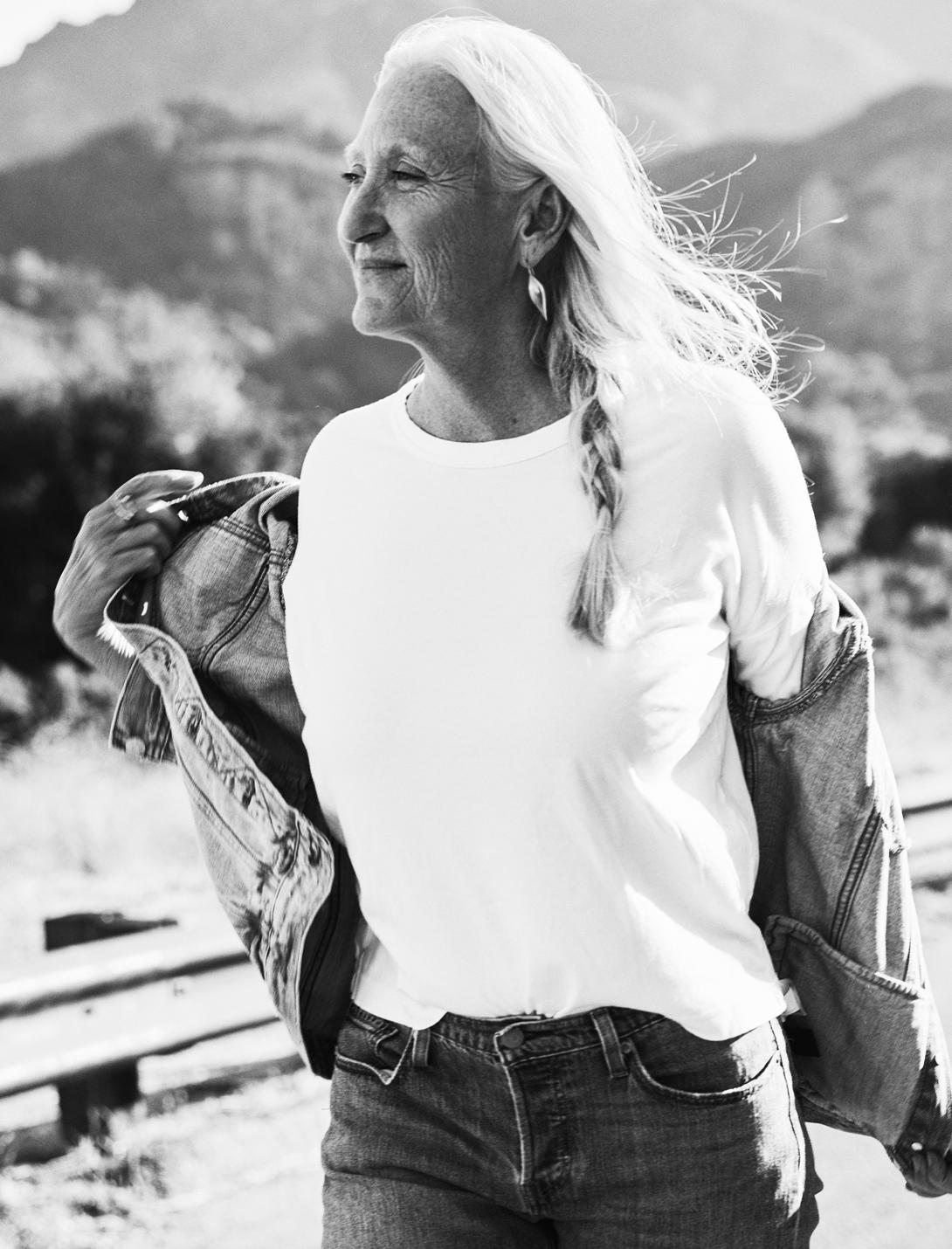 Model Gillean McLeod