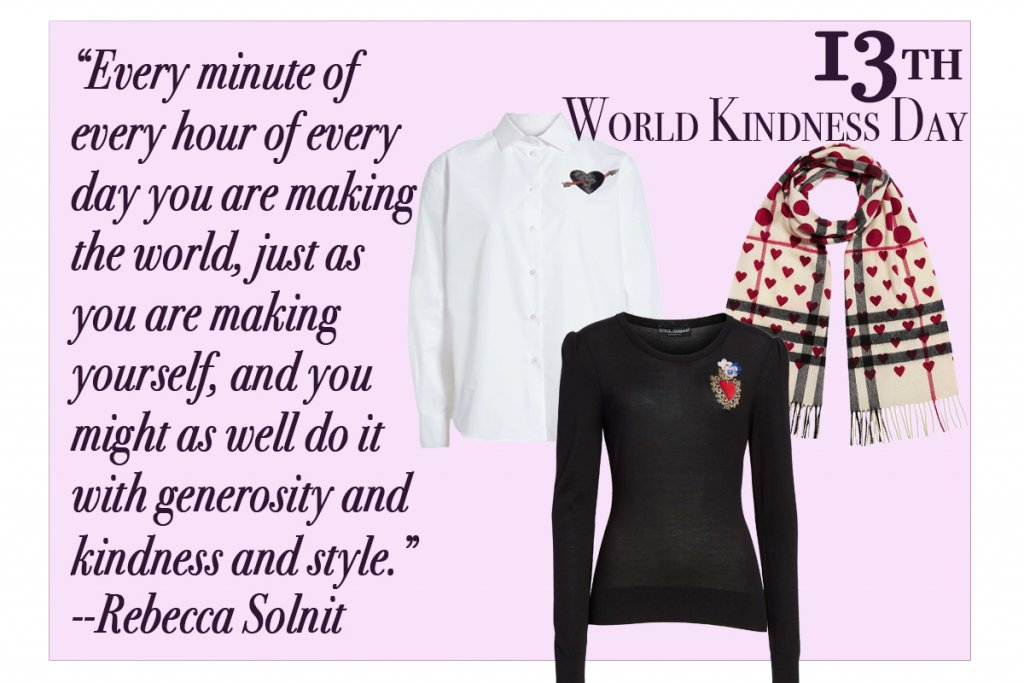 November 13-World Kindness Day