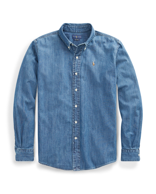 Ralph Lauren, Big Chambray Shirt