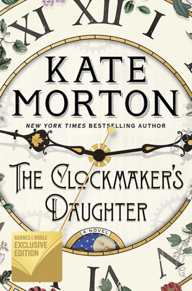 The Clock Maker's Daughter