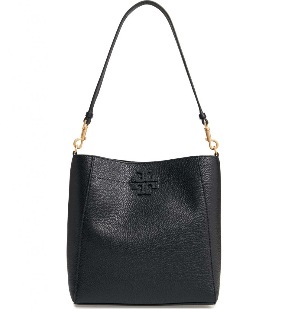 Tory Birch McGraw Leather Hobo