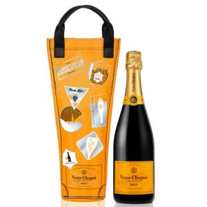 Veuve Clicquot Yellow Label Brut with Isothermic Gift Bag