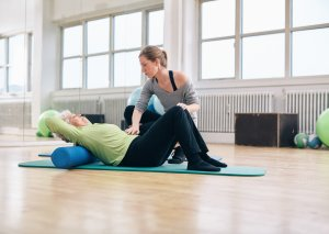 Foam Roller Exercises for Relief