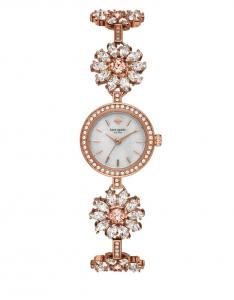 Bestie-Kate Spade NY Daisy Chain Bracelet Watch