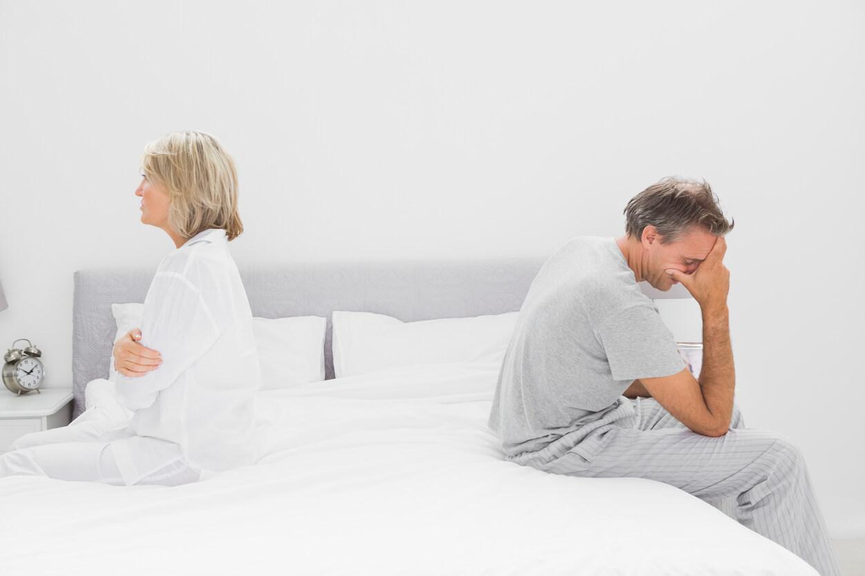 Is Lack of Sex Behind Midlife Divorce?