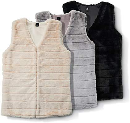 Echo Fur Vest