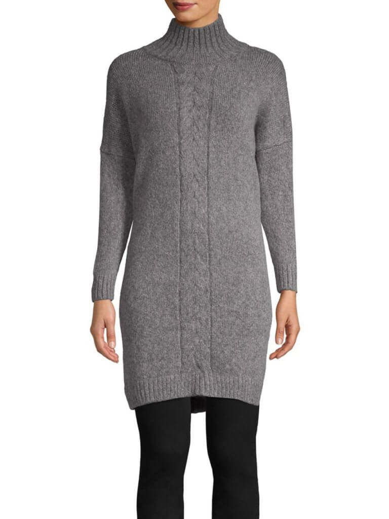 French Connection Turtleneck Dress