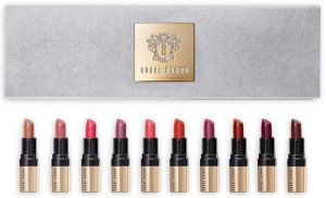 Bobb iBrown Luxe on Luxe Mini Luxe Lip Color Collection Ten-Piece Set