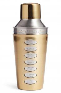 Hostess-Recipe Cocktail Shaker