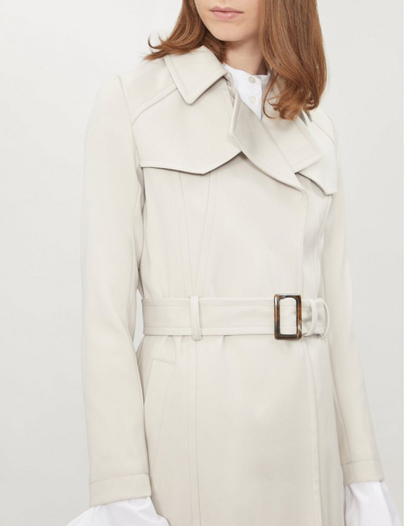 Hurley Trench Coat