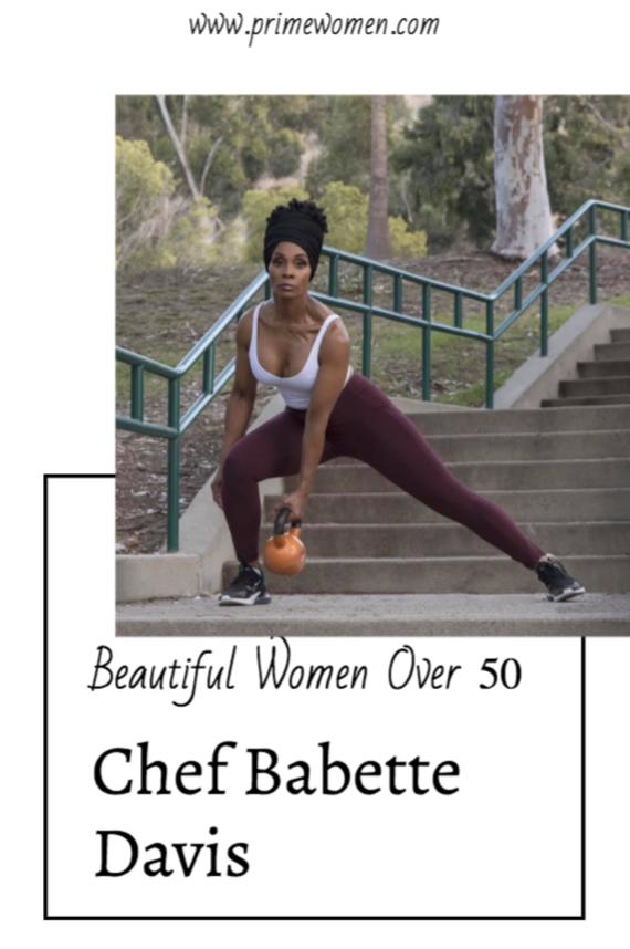 Meet the incredible Chef Babette Davis