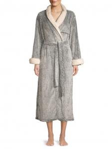 Nurture-Natori Sherpa Robe