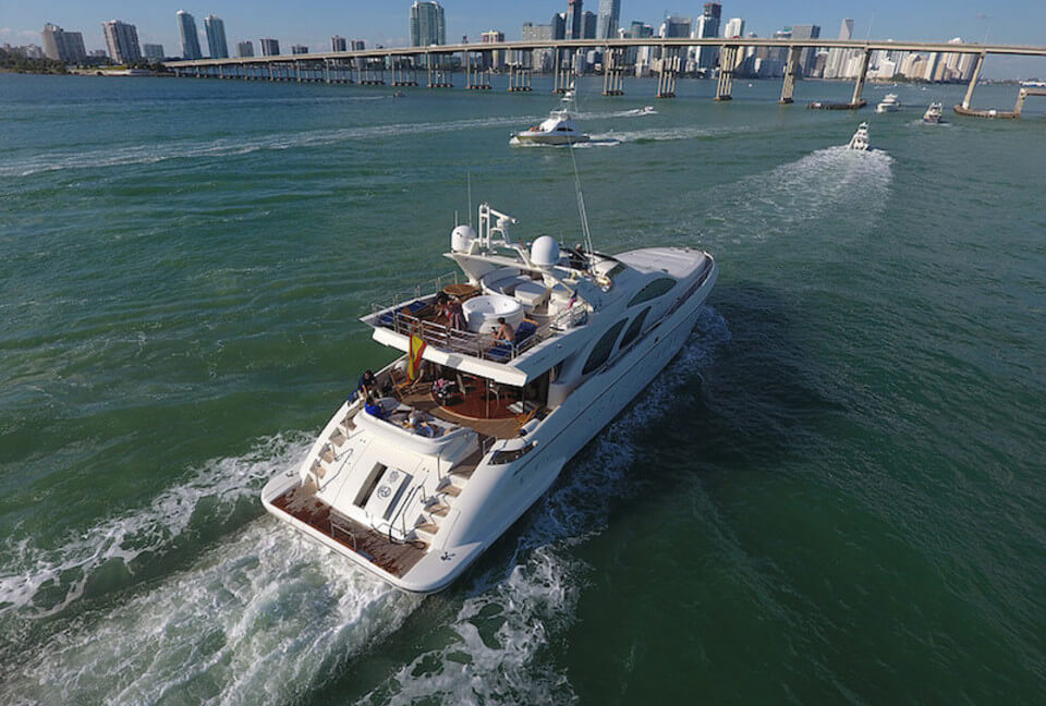 Otaduy Yacht