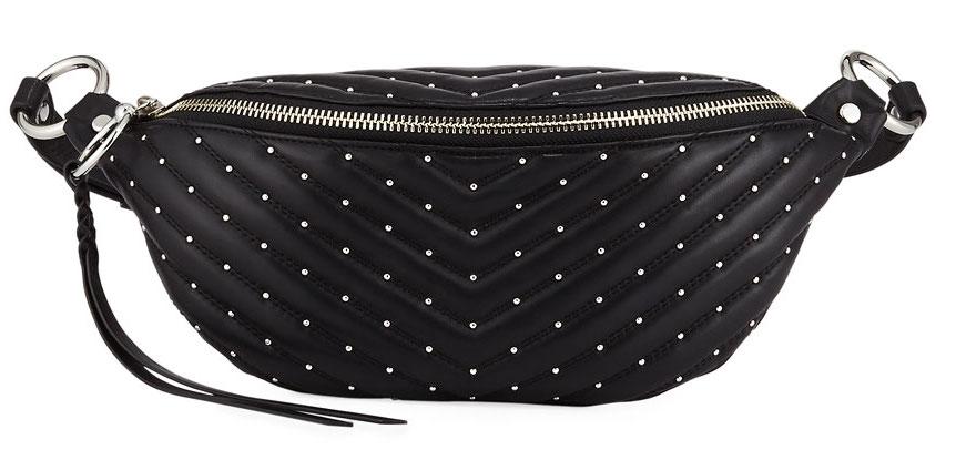 Rebecca Minkoff Edie Quilted Sling Belt Bag