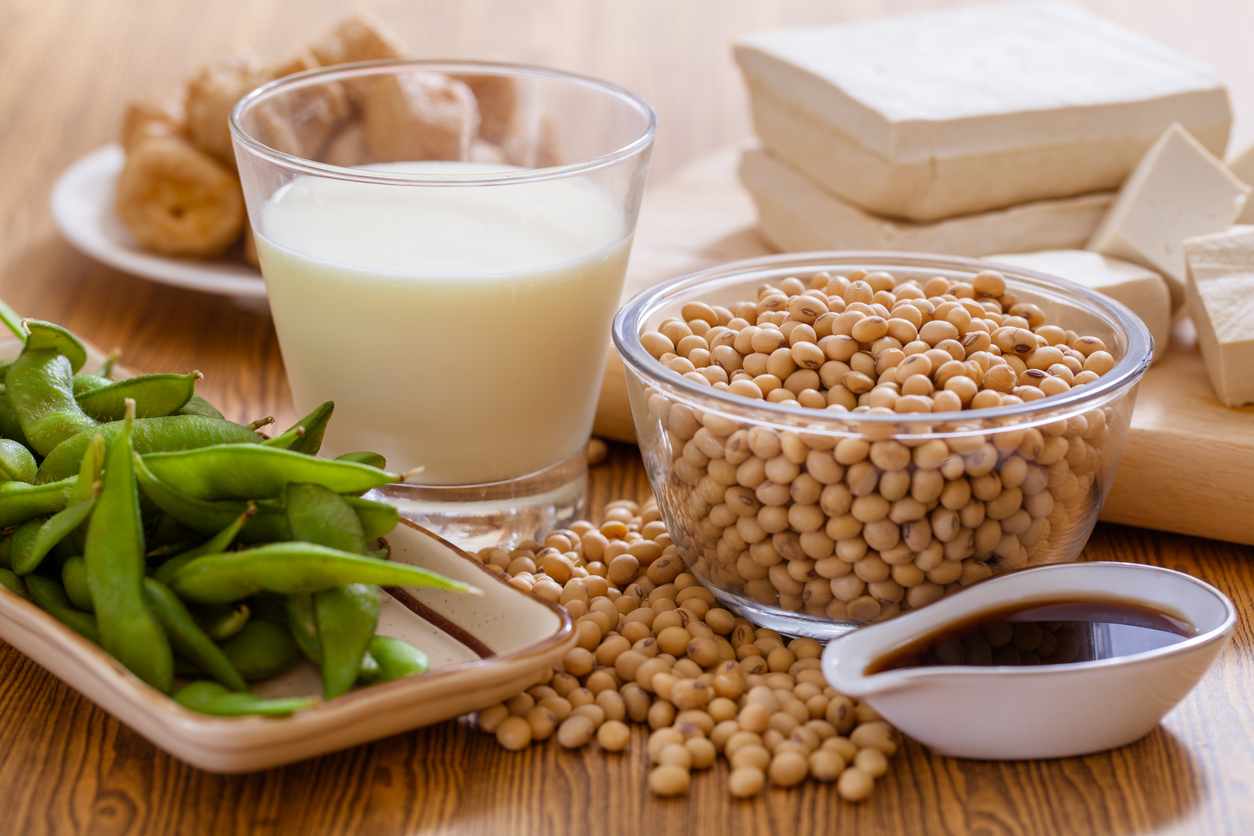 Soy Foods Feature