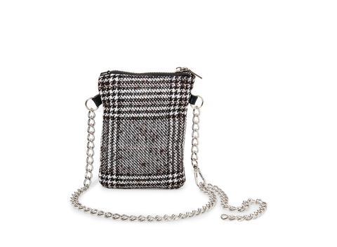 Steve Madden Plaid Belt Bag