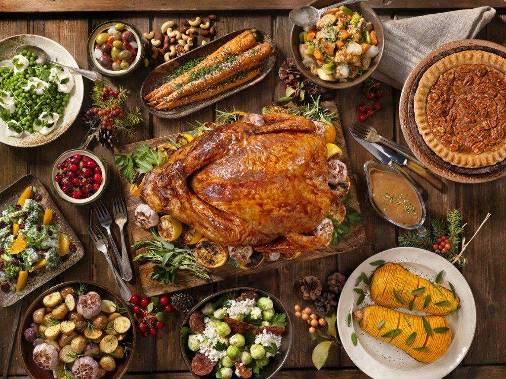 Lighten Up Your Thanksgiving Dinner