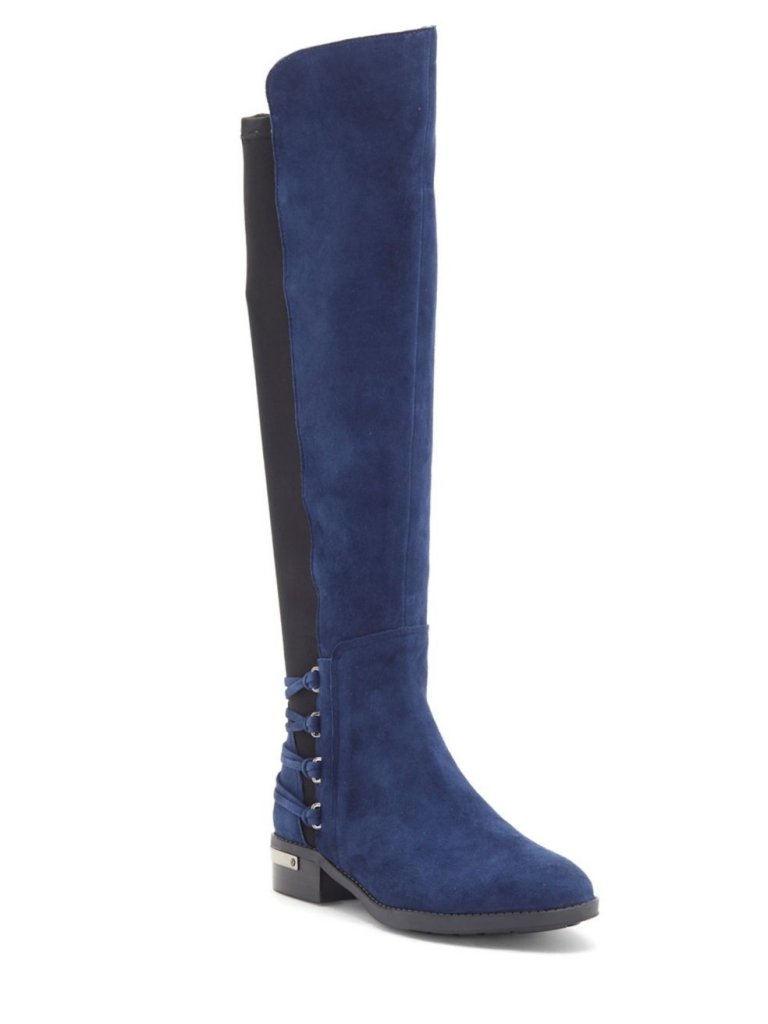 Vince Camuto Paulomi Suede Knee-High Boots